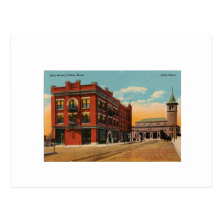 El Paso Tarjetas Postales
