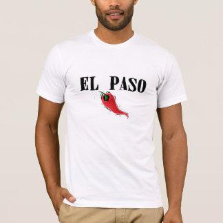 El Paso Tejas - Chile Playera