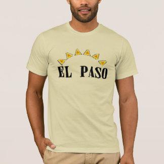 El Paso Tejas - comida mexicana Playera
