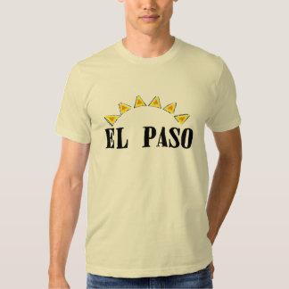 El Paso Tejas - comida mexicana Playeras