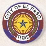 El Paso, Tejas, Estados Unidos Posavaso Para Bebida