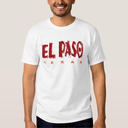 EL PASO, TEJAS REMERA