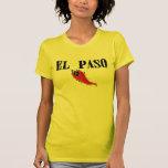 El Paso Texas - Chile T Shirts