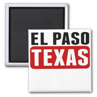 El Paso Texas Magnet