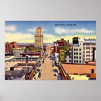 El Paso, Texas print