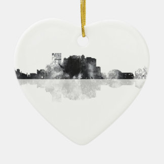 EL PASO, TEXAS SKYLINE CERAMIC ORNAMENT