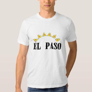 El Paso Texas -  Sun City Tee Shirt