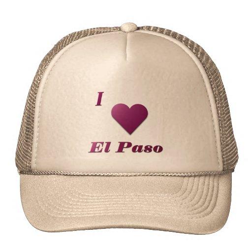 El Paso -- Vino Gorros Bordados