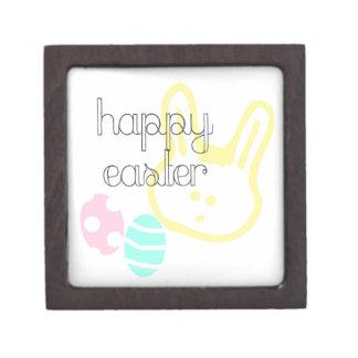 el pastel feliz del día de fiesta de pascua eggs cajas de regalo de calidad
