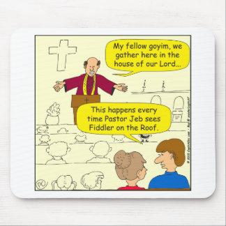 El pastor 673 va al dibujo animado del Fiddler Tapete De Ratones