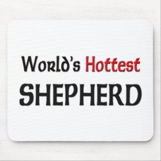 El pastor más caliente de los mundos tapete de ratón