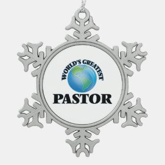 El pastor más grande del mundo adorno