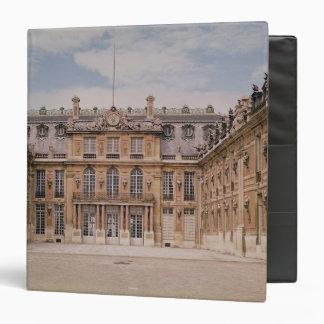 """El patio de Louis XIII, o el mármol Carpeta 1 1/2"""""""