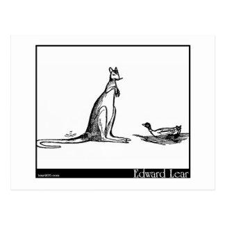 El pato y el canguro postal