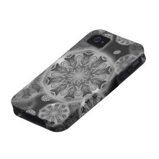 El pavo real empluma la caja dura del iPhone 4 de  Case-Mate iPhone 4 Carcasa