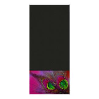 ¡El pavo real psicodélico de PixDezines, lo Plantillas De Lonas
