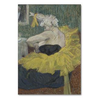 El payaso Cha-U-Kao de Enrique de Toulouse-Lautrec