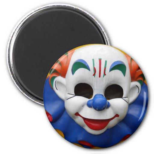 El payaso de circo más espeluznante nunca imanes