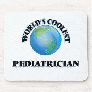 El pediatra más fresco del mundo alfombrillas de raton