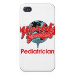 El pediatra más grande del mundo iPhone 4 fundas