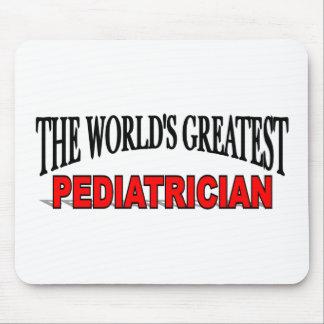 El pediatra más grande del mundo alfombrilla de raton