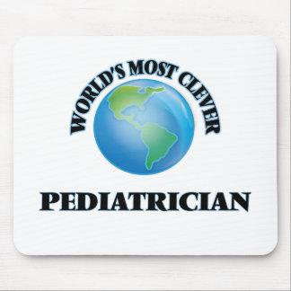 El pediatra más listo del mundo alfombrillas de ratones