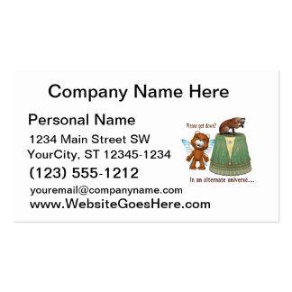 el pedir del oso de peluche siamés de suplente del tarjeta personal
