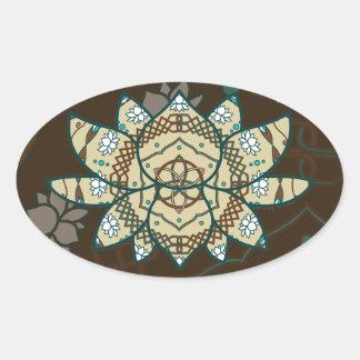 El pegatina de Lotus
