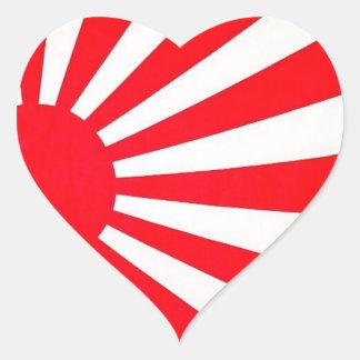 El pegatina del corazón de Oct8pus