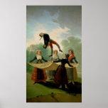 EL Pelele 1791-2 Poster