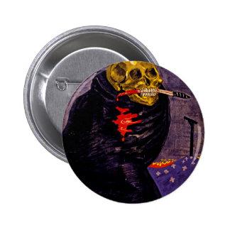 El peligro del Bolshevism Pin Redondo De 2 Pulgadas