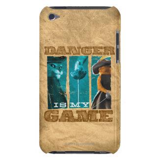 El peligro es mi juego iPod touch Case-Mate fundas