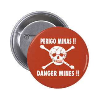 El peligro mina la muestra, Angola