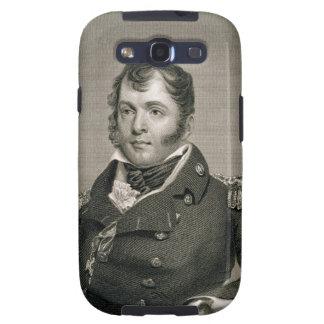 El peligro Perry (1785-1819) de Oliverio del comod Samsung Galaxy S3 Protector
