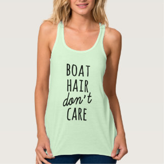 El pelo del barco no cuida la camisa