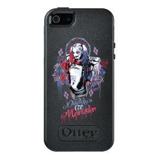El pelotón del suicidio el | Harley Quinn entintó Funda Otterbox Para iPhone 5/5s/SE