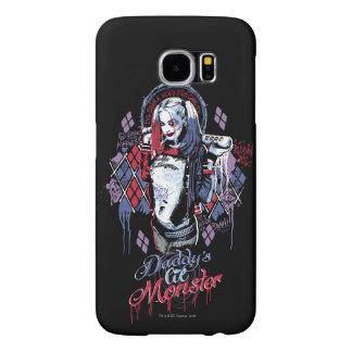El pelotón del suicidio el | Harley Quinn entintó Funda Samsung Galaxy S6