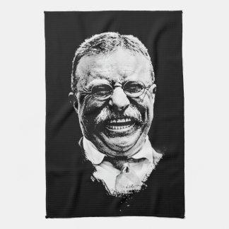 El peluche de risa toallas de mano