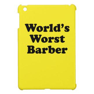 El peluquero peor del mundo