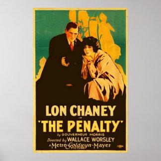 El Penalty1920 Póster