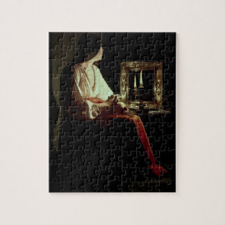 El Penitent Magdalen, c.1638-43 (aceite en lona) Rompecabezas Con Fotos