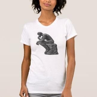 El pensador de Rodin Camisetas