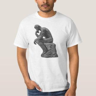 El pensador de Rodin Playera