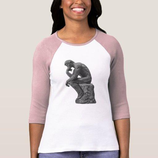 El pensador de Rodin Playeras