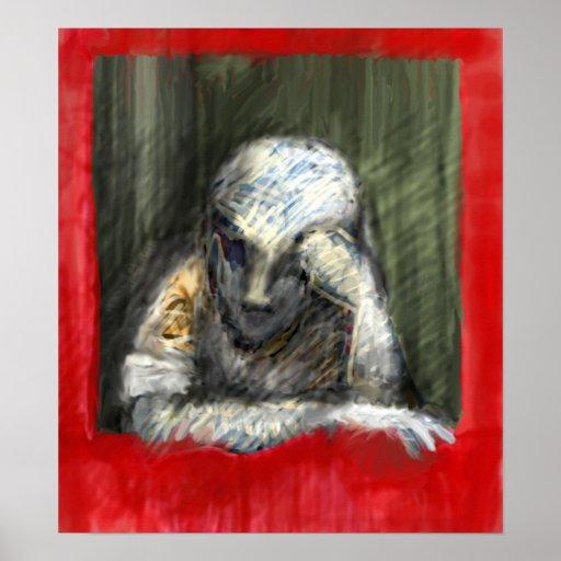 El pensador poster