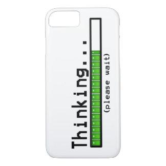 El pensamiento, espera por favor… funda iPhone 7