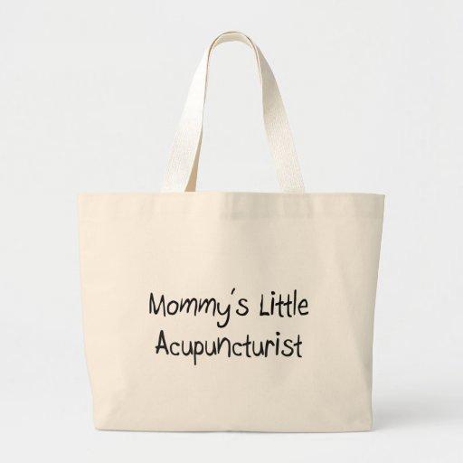 El pequeño Acupuncturist de la mamá Bolsas