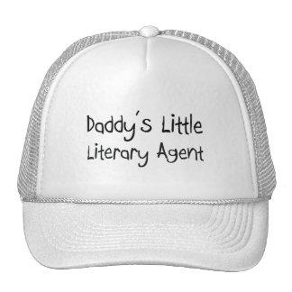 El pequeño agente literario del papá gorros