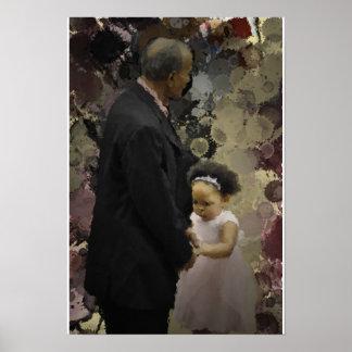 El pequeño amor del abuelo póster