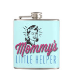 El pequeño ayudante de la mamá